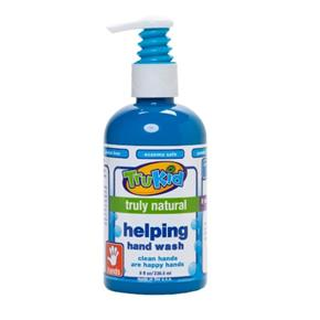 Trukid Helping Hand Wash - Organik El Sabunu 236 ml
