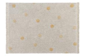 Lorena Canals Hippy Dots Kilim - Honey