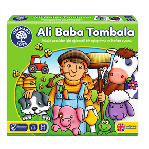 Orchard Ali Baba Tombala (Old Macdonald Lotto)