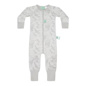 ergoPouch Organik Patikli Uyku Tulumu Rainforest Leaves 2.5 TOG